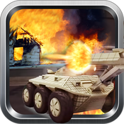 Russian Tank Hijack- Hack into enemy panzer tanks and go toe to toe with enemy gunner machines enemy