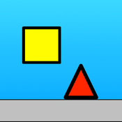 Impossible Geometry Jump and Dash