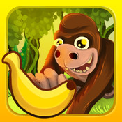 Run Monkey Run - Fun Jungle Game