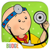 Caillou Check Up – Doctor`s Office