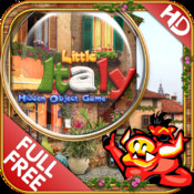 Little Italy - Free Hidden Object Games
