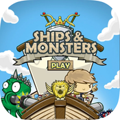 Monster Vs Ship Matching Puzzle