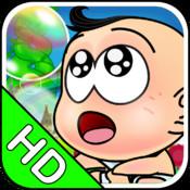 Bubbles Fly HD