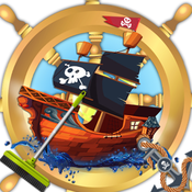 Pirate Ship Clean Up