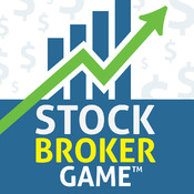 Stock Broker Game - $10,000 to play the stock market! nasdaq stock quotes