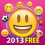 Emoji 2013 Free-Emoticons,Smiley,Gif Animation,Emoji Art emoji