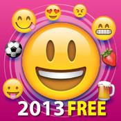 Emoji 2013 Free-Emoticons,Smiley,Gif Animation,Emoji Art emoji