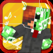 MineDance Free - 3D Dancing Skins for MineCraft