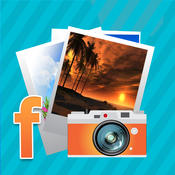 CamPlus for Facebook: nice picture with the powerful image editor and easy to share