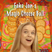 Fake Jan`s Magic Cheese Ball
