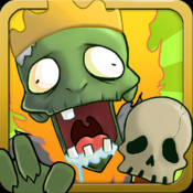 Fun Zombie king: highway to the Brain Empire zombie