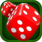 Pro Dice Ten Thousand - Roll Those Lucky Dice Classic Dice Game Fun! 10000 dice game s
