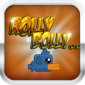 Rolly Bolly - The Bird That Can`t Fly!
