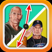 A Wrestling Speed Test Quiz Game: is john cena or the rock?