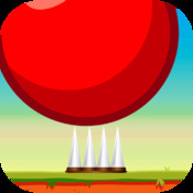Red Ball Wipeout Bounce Pro