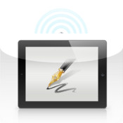 Air Notepad (TVout presenter, Annotate over pdf/web/docs/video/photo/audio & capture all to video, handwriting pro) for iPad