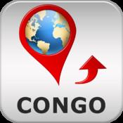 Congo Travel Map - Offline OSM Soft
