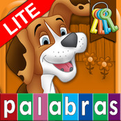 Spanish First Words with Phonics Lite: Kids Preschool Spelling & Learning Game