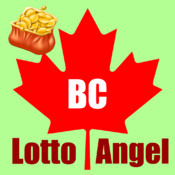 British Columbia Lotto - Lotto Angel