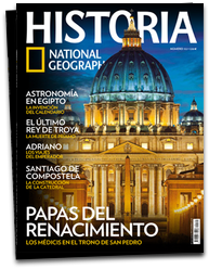 Historia National Geographic Revista