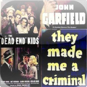 They Made Me a Criminal - Starring John Garfield - Classic Movie box 10 brawl