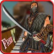 Ninja assassin: Samurai Warrior - At Great Empire Castle assassin