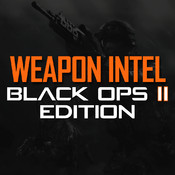 Weapon Intel - Black Ops 2 Edition