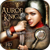 Auroras Knight HD - hidden objects puzzle game
