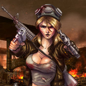 Overlive (LITE) - Zombie Apocalypse Survival - An Interactive Adventure and Role Playing Game zombie