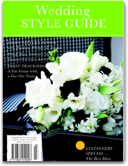 Wedding Style Guide International Magazine