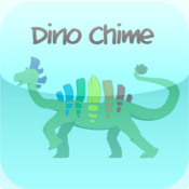 Dino Chime Light