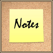iStickyNotes HD