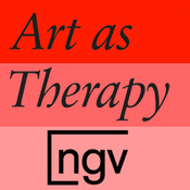 NGV Art as Therapy aba therapy images