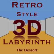 Retro-3D-Labyrinth