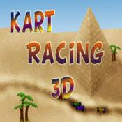Kart Racing 3D - Best Desert Car Racer Chaser Play Game