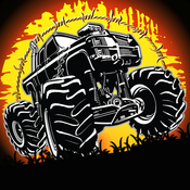 All New Dark Monster Truck Hill Climb Madness - Experience Extreme Offroad Driving In This Uphill Road Trip (Pro)
