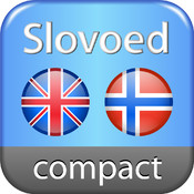 Norwegian <-> English Slovoed Compact talking dictionary