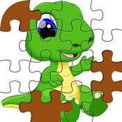 Dino Pets- Jurassic Puzzles,Pets,Hunter,