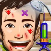 Ace Man Doctor Fun - Kids Games for Girls and Boys