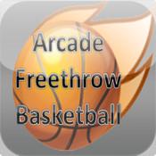 Arcade Free Throw Basketball