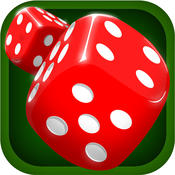 Dice Ten Thousand - Roll Those Lucky Dice Classic Dice Game Fun! 10000 dice game s