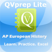 FREE QVprep Lite AP European History : Learn Test Review for AP advanced placement Euro History for SAT Subject test, for College History majors, Schools, Colleges and exam preparation view transaction history