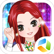 Girl`s Holiday - dress up games for girls