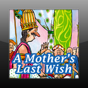 A Mother`s Last Wish - Read Along Story by Navneet publications about Tenalirama and his cleverness