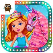 Princess Girls Club – Play Tea Party, Make a Dress for Princess and Take Care of the Unicorn (No Ads) princess