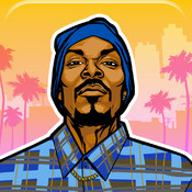Snoop Dogg`s Snoopify Sticker Camera!