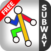 New York Subway Free - Map and route planner by Zuti