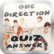 Quiz 4 One Direction / 1D Answers!