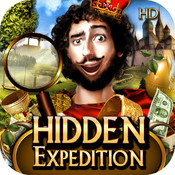 Alexandria`s Hidden Expeditions HD - hidden objects puzzle game