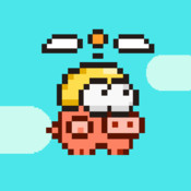Piggy Copters : the flying adventure